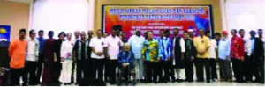 Towards a thriving relationship among all races and religions in Segamat.